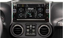 """Alpine 9"""" X109-WRA In-Dash Restyle System For 2011-18 Jeep Wrangler JK 2 Door & Unlimited 4 Door Models"""