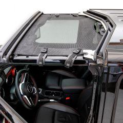 XG Cargo Magne-Lok Magnetic Sun Shade for 18+ Jeep Wrangler JL & 20+ Gladiator JT XG-316