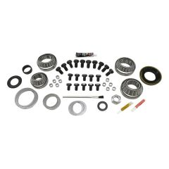 Yukon Gear & Axle Master Ring & Pinion Overhaul Kit for 18+ Jeep Wrangler JL & 20+ Gladiator JT with Dana 44 / 220mm Rear Axle YK D44JL-REAR