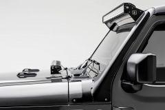 ZROADZ Roof Light Mount Brackets For 2018+ Jeep Gladiator JT & Wrangler JL Unlimited 4 Door Models Z374831